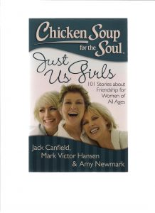 COVER Chicken Soup for the Soul, Just Us Girls Front Only Small 2013